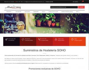 www.suministrosdehosteleriasoho.es - Tienda Online
