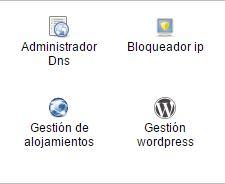 Instalación automática de WordPress en ASPLhosting