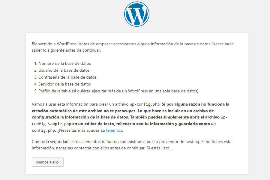 Cómo crear una página web con WordPress