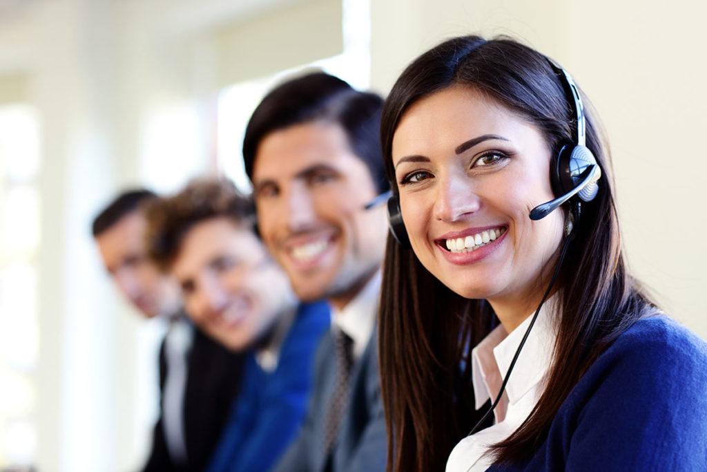 Atención telefónica al cliente - Helpdesk
